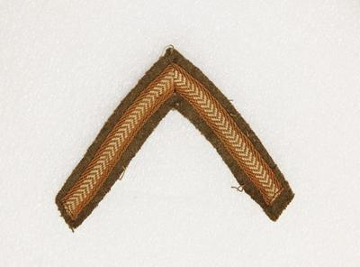 Badge – Royal Navy Good Conduct Stripes (4th Year Service)