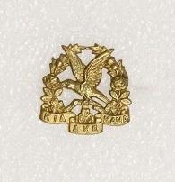 Badge – 14th South Otago Rifles