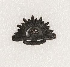 Collar badge – Australian Military
