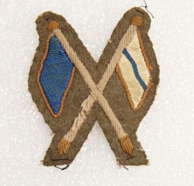 Badge – Signallers: Qualified Signallers of All Arms