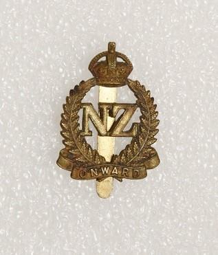 Badge – New Zealand Onward