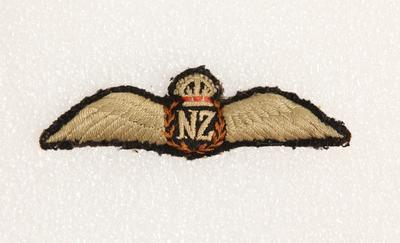 Badge – NZ Air Force Wings