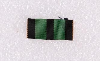 Ribbon bar – Ashanti 1901