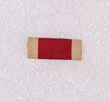 Ribbon bar – China 1857–60