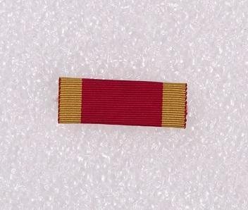 Ribbon bar – China 1900