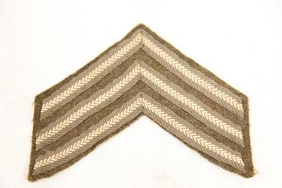 Badge – Royal Navy Good Conduct Stripes (1–3 Years' Service)