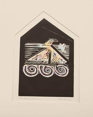 Under the Mountain; Ruth Davey; 1991/40/2