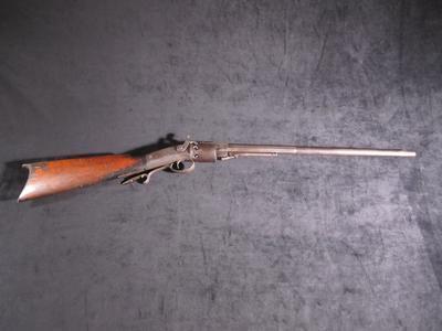 Warner Automatic Revolving Carbine