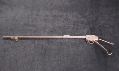 Martini Henry Longleaver Rifle (relic)