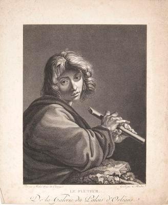'Le Fluteur'