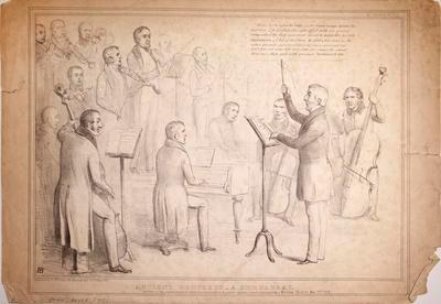 Ancient concerts – A Rehearsal