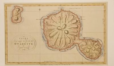 Chart of the Island of 'Otaheite' 1769