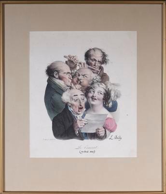 Le Concert (20 April 1824)