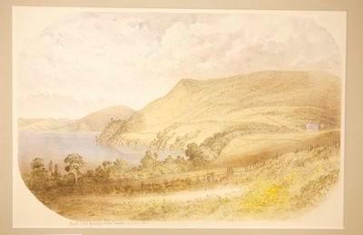 Oreti (Mr Grace's) Lake Taupo, Dec. 30, 1861.