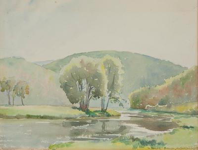 The Semois Ardennes