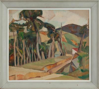 Study of Trees, Waiheke Island