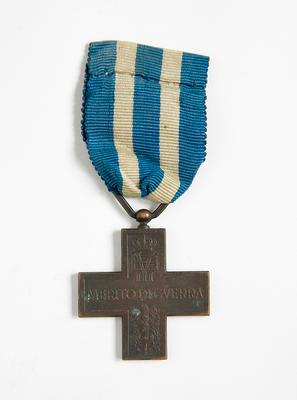 Medal – Italian War Merit Cross
