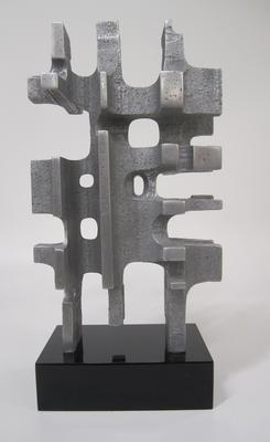 Aluminium Sculpture No 36