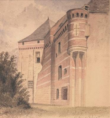 Chateau De Valmont