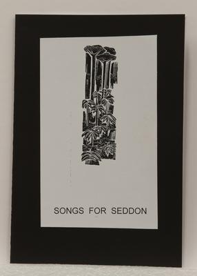 Songs For Seddon; Campbell Smith; 2009; 2010/6/1.1-2