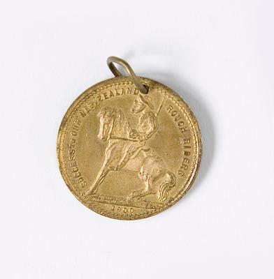 Medallion – British Transvaal War 1899–1902