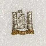 Collar badge – Inniskilling Fusiliers