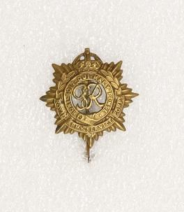 Hat badge – Royal Army Service Corps