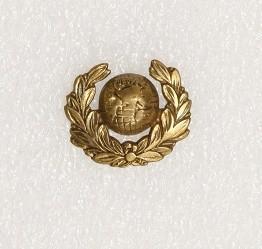 Collar badge – Royal Marines
