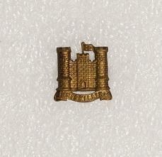 Collar badge – Inniskilling Fusilier