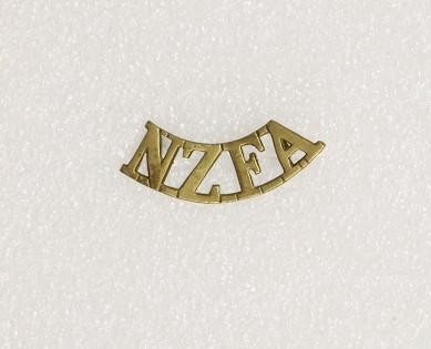 Badge – NZ Field Artillery shoulder flash