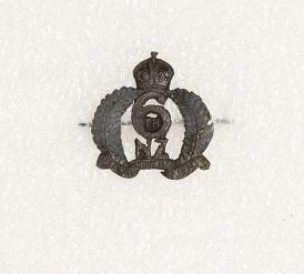 Collar badge – 6th Manawatu Mounted Rifles