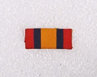 Ribbon bar – King's South Africa War 1899–1902