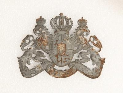 Badge – Bavarian Pickelhaube