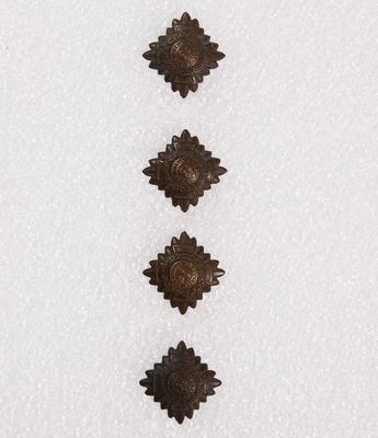 Badge – Military Shoulder Rank Indicators