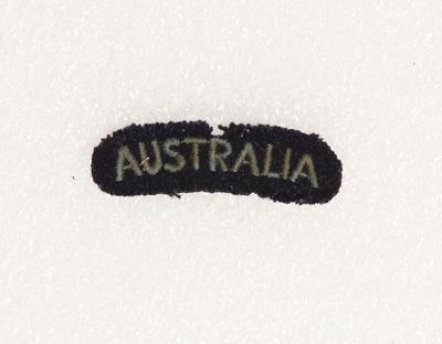Badge – Australia