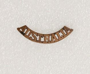 Badge – Australian shoulder flash