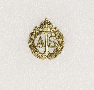 Badge – Auxiliary Territorial Services