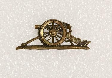 Badge – artillery