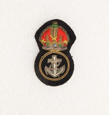 Badge – Royal Navy Master at Arms