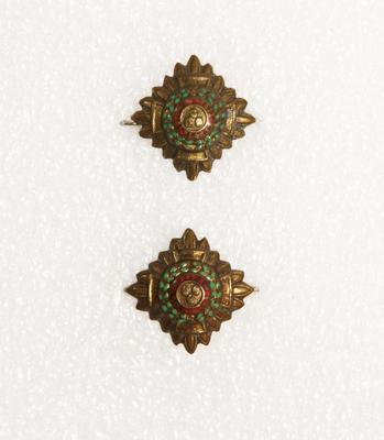 Badge – Officers' Stars