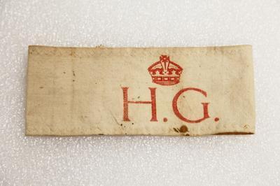 Home Guard armband