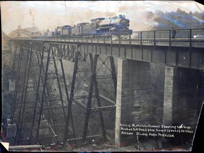 Photograph – Makatote Viaduct