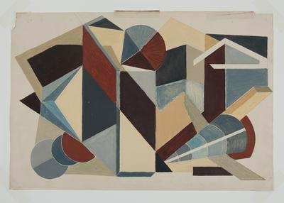Untitled [Geometric Abstraction]