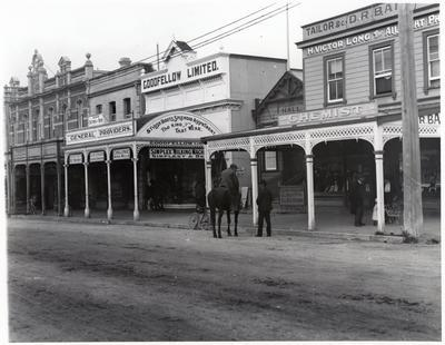 Photograph - Victoria Street, Hamilton