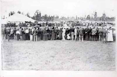 Photograph - Claudelands Showgrounds; George S. Pearson; 1908; 1977/74/128