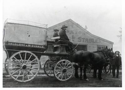 Photograph - Bell's steamer, Hamilton.