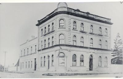 Photograph – Waikato Hotel, Grey Street, Hamilton East