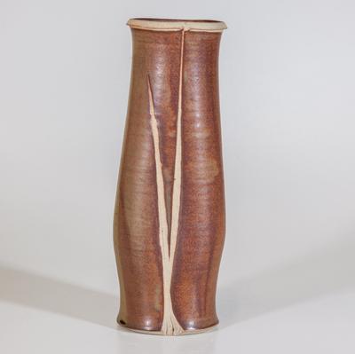 Arum lily vase