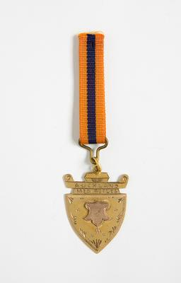 Medal – Auckland MTD + Rifles 1907,  J.M. Ransted