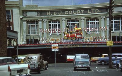 Slide - H. & J. Court Limited, Victoria Street, Hamilton